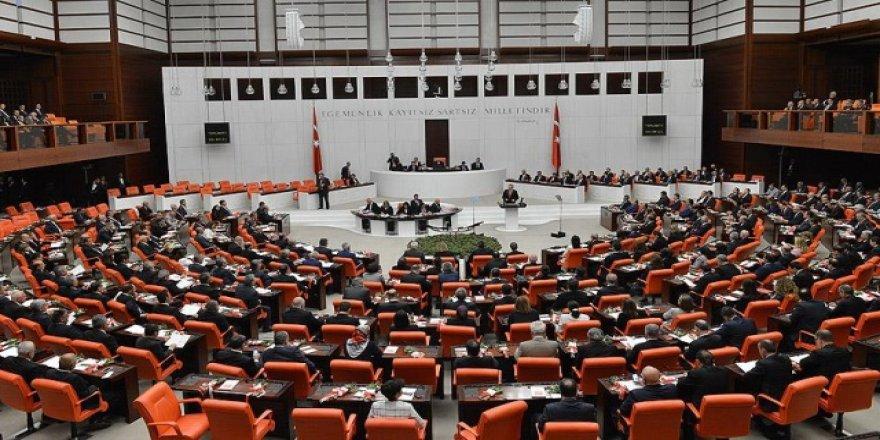 Yargı reformu paketi'nin 7 maddesi daha kabul edildi