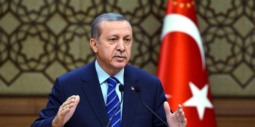 Erdoğan müjdeyi verdi: İnsansız tank üreteceğiz
