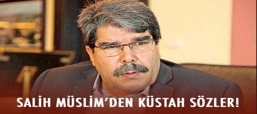 Salih Müslim'den yeni özerk bölge açıklaması!