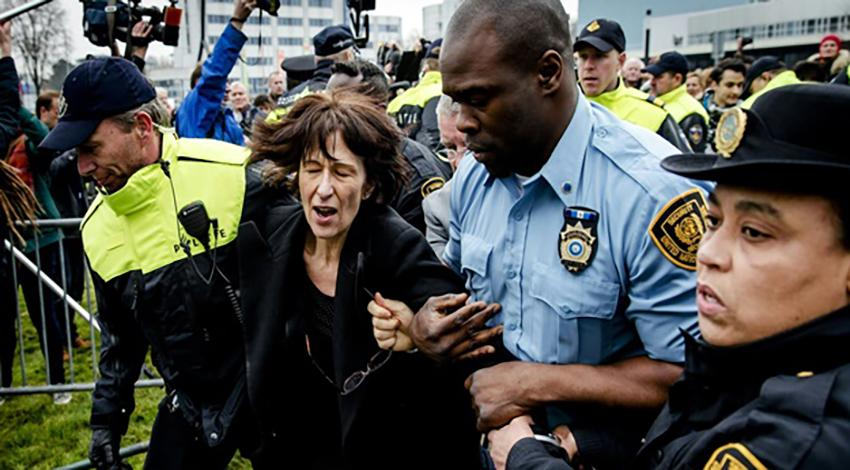 Bosna Soykırımını Belgeleyen Gazeteci Lahey'de Tutuklandı
