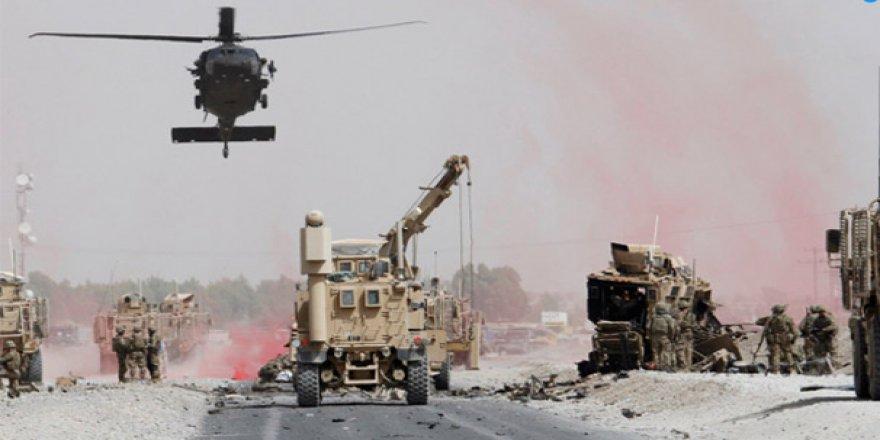 NATO konvoyuna bombalı saldırı!
