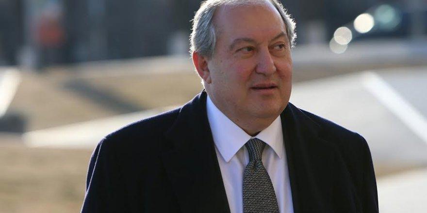 Ermenistan'a Taşnak Cumhurbaşkanı