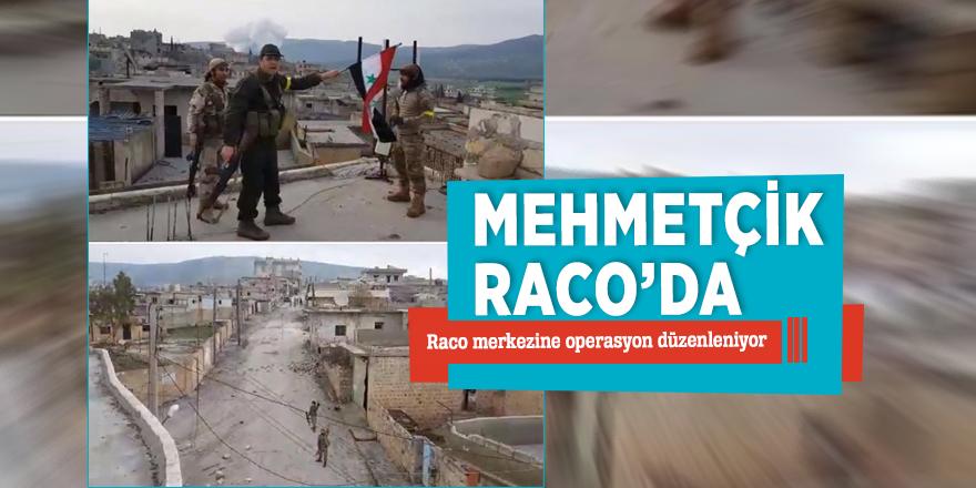 Mehmetçik Raco'da!Raco merkezine operasyon düzenleniyor...