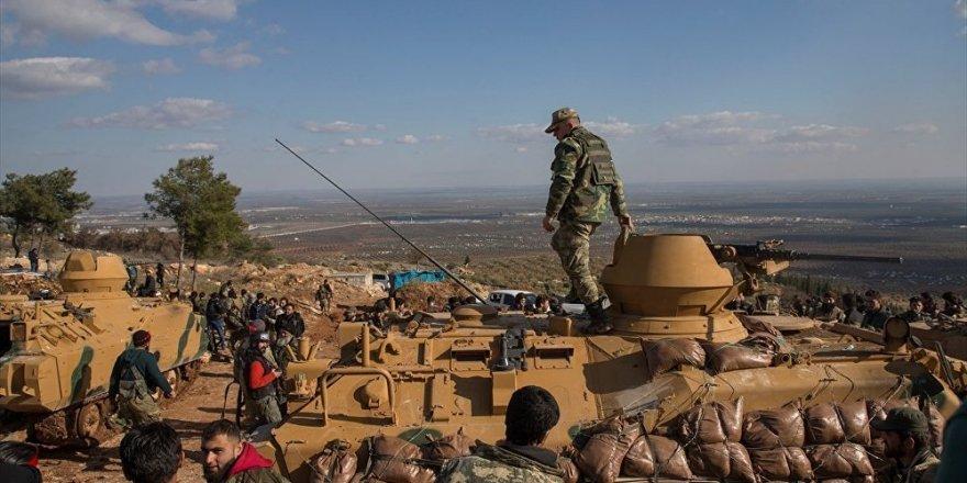 TSK: Zeytin Dalı Harekâtı'nda 2434 terörist etkisiz hâle getirildi
