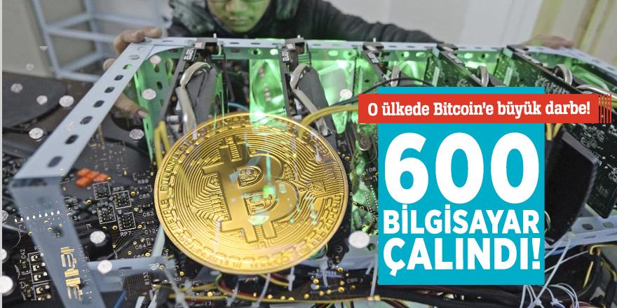 O ülkede Bitcoin'e büyük darbe!