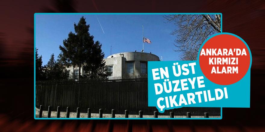 Ankara'da kırmızı alarm: En üst düzeye çıkartıldı