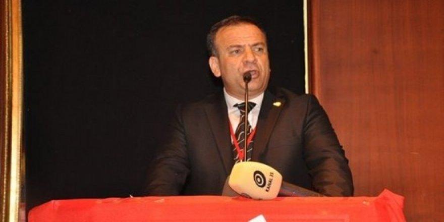CHP Konak İlçe Başkanı, istifa edeceğini açıkladı