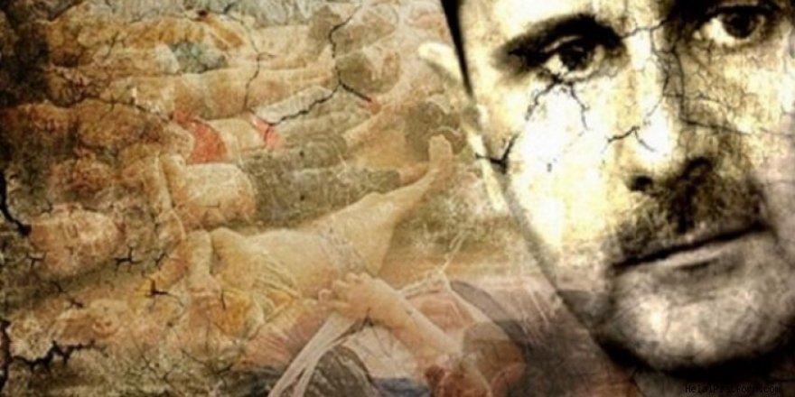 Esed yine  sivilleri vurdu: 21 ölü