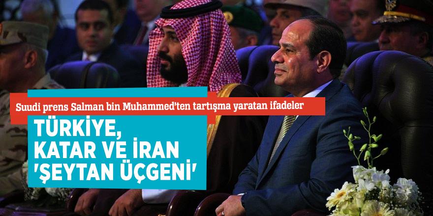 Türkiye, Katar ve İran 'şeytan üçgeni'