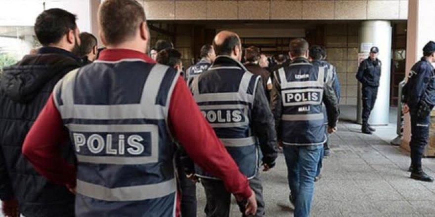 CHP yöneticisi terör propagandasından gözaltına alındı