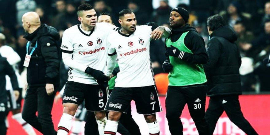 PFDK'dan Quaresma'nın 5 maç ceza