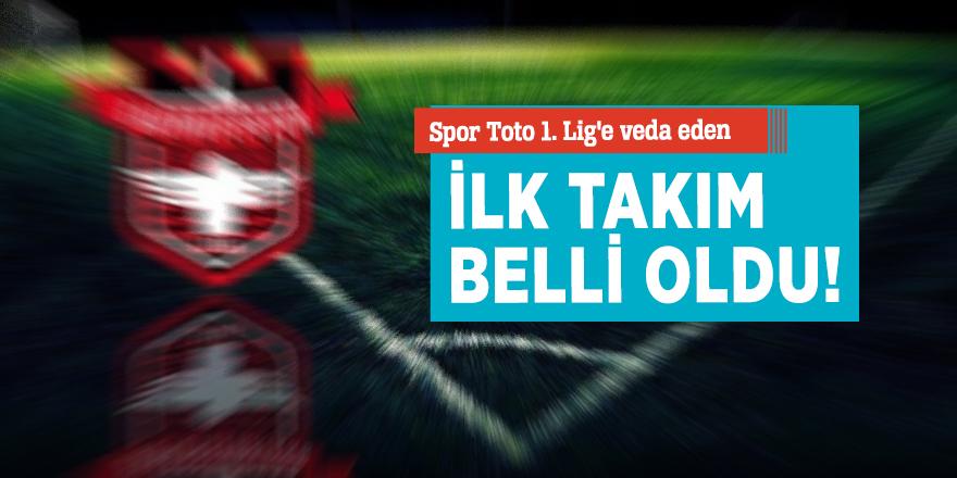 Spor Toto 1. Lig'e veda eden ilk takım belli oldu!