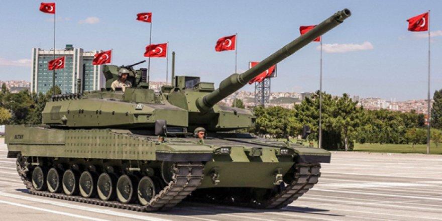 Altay tankıyla ilgili flaş açıklama!