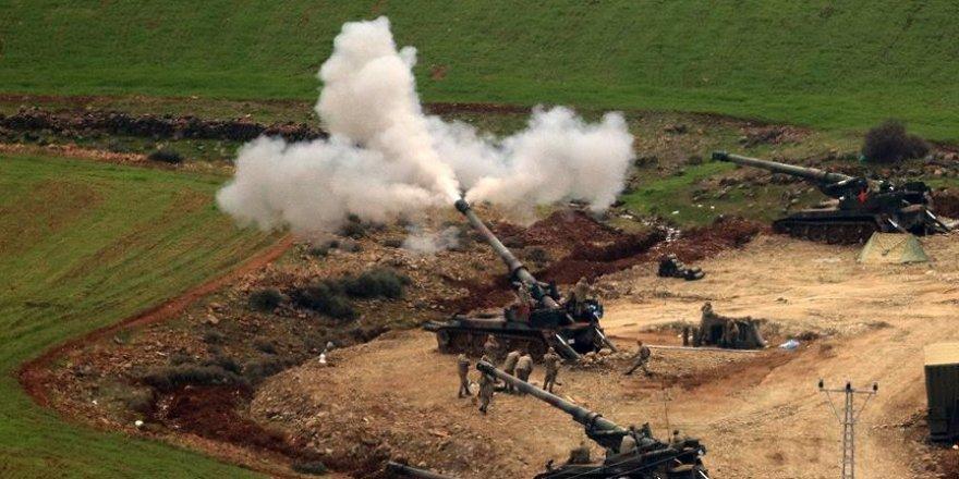 TSK: Zeytin Dalı Harekâtı'nda 3195 terörist etkisiz hâle getirildi