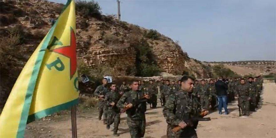 YPG'li teröristten itiraf… Halka karşı kullandık!