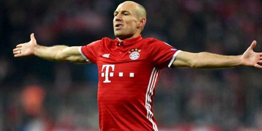 Robben'den, Beşiktaş taraftarına övgü