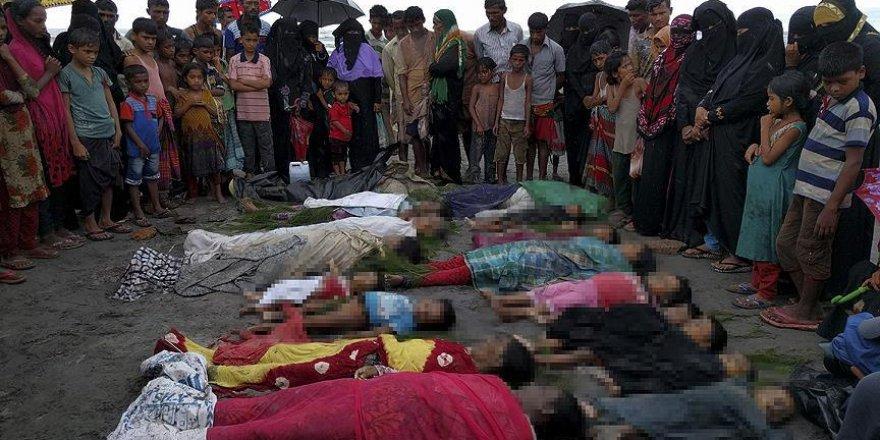 Bir ayda 9 bin 400 Müslüman öldürüldü