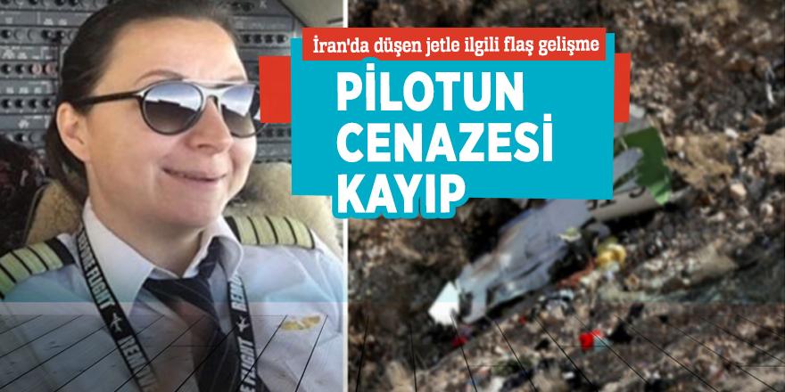 İran'da düşen jetle ilgili flaş gelişme: Pilotun cenazesi kayıp