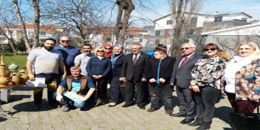Kocaeli Üniversitesi'nde Torna Çalıştayı Yapıldı