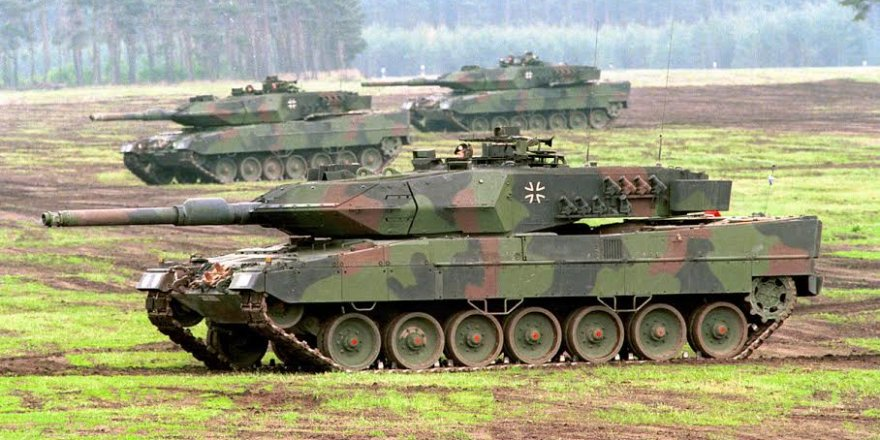 Almanya'dan Türkiye'ye silah satışına onay!