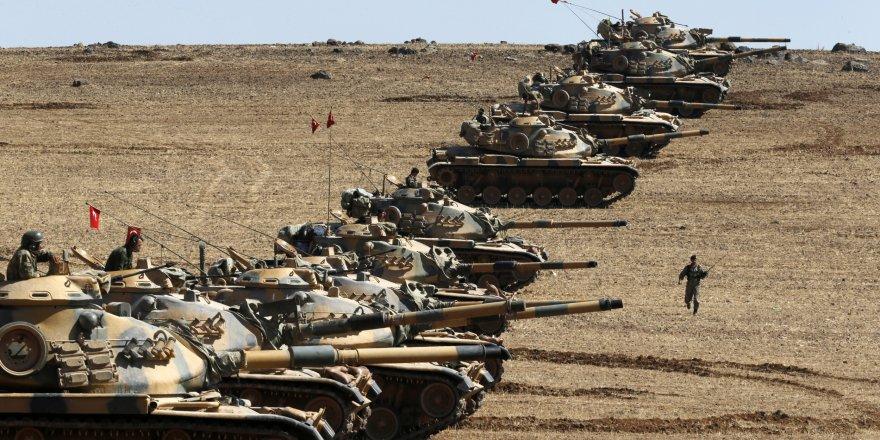 Afrin'in şehir merkezine son 750 metre kaldı