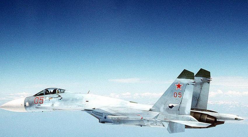 ABD Hava Kuvvetlerine ait F-16 düştü
