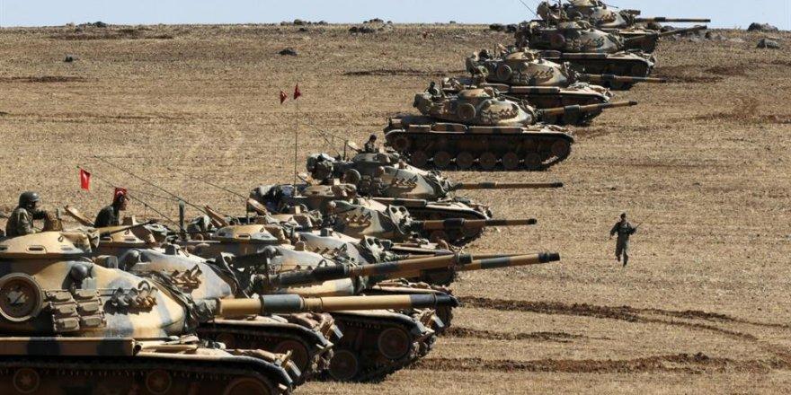 Zeytin Dalı Harekatı'ndaki son bilanço açıklandı