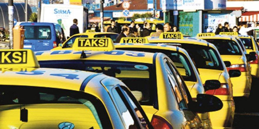 Taksi plaka fiyatları eriyor!