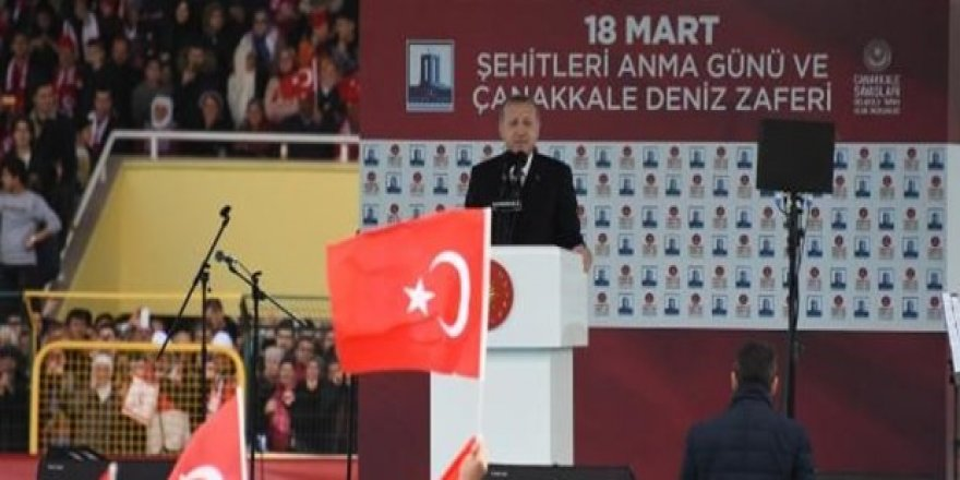 Cumhurbaşkanı Erdoğan: Afrin'i tamamen ele geçirdik