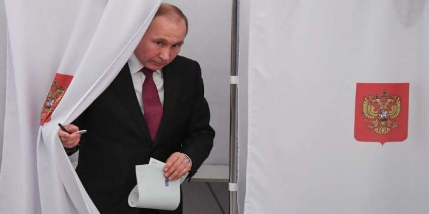 Rusya sandık başında!