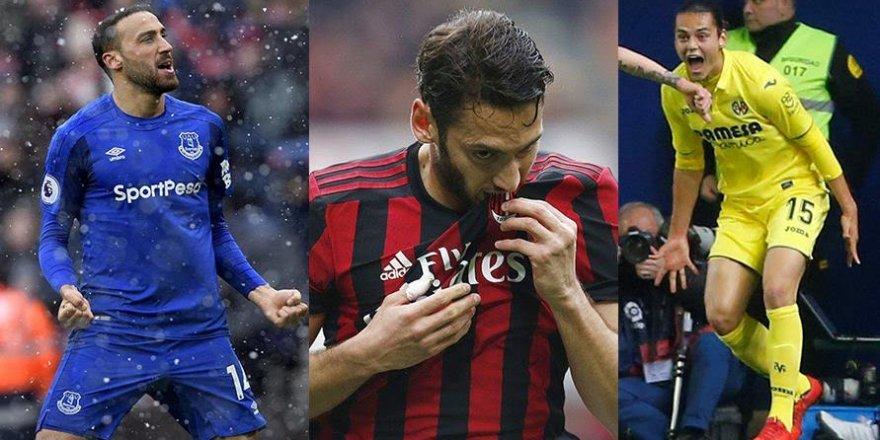 Avrupa liglerinde Türk damgası