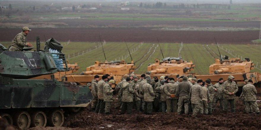 Tel Rıfat'a operasyon başlatıldı!