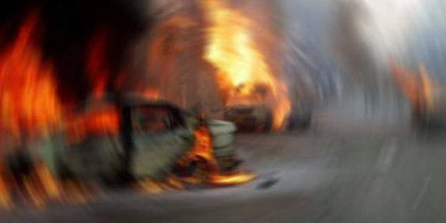 Şam'da pazar yerine roket atıldı: 29 ölü