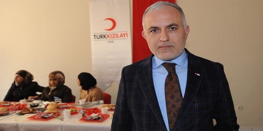 """Kızılay Başkanı Kerem Kınık""""Türkiye'de 4 milyon mülteci var"""""""