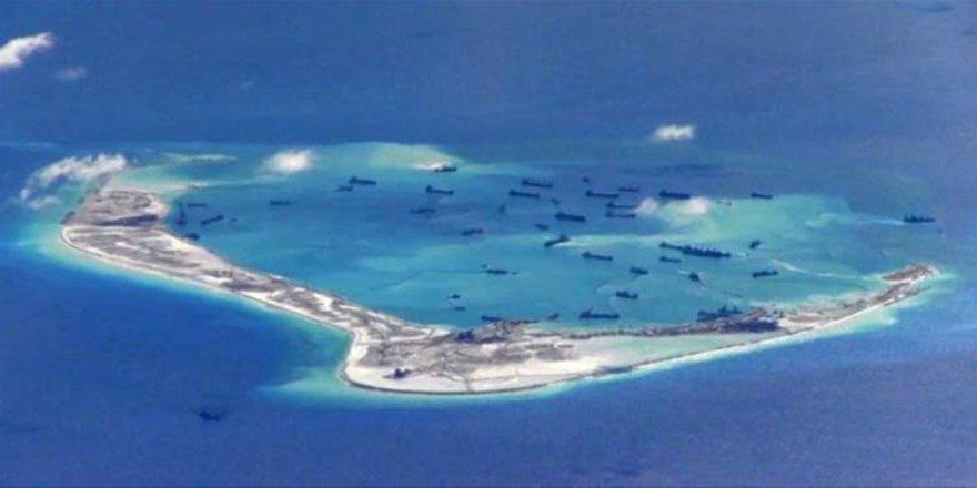 ABD ve Çin orduları burun buruna geldiler