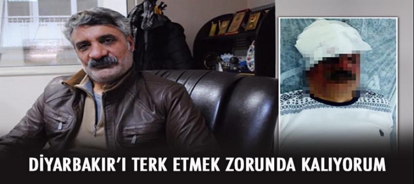 Çiyager: Diyarbakır'ı terk ediyorum!