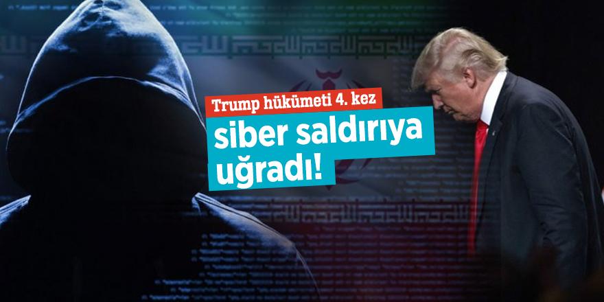 Trump hükümeti 4. kez siber saldırıya uğradı!