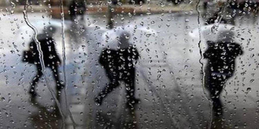 Meteoroloji'den uyarı geldi! Kuvvetli yağış geliyor