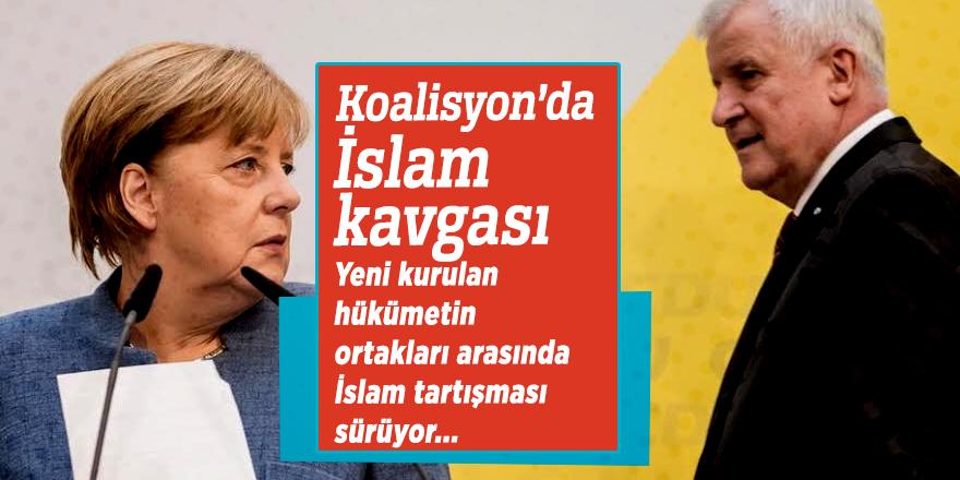 Koalisyon'da İslam kavgası! Yeni kurulan hükümetin ortakları arasında İslam tartışması sürüyor...