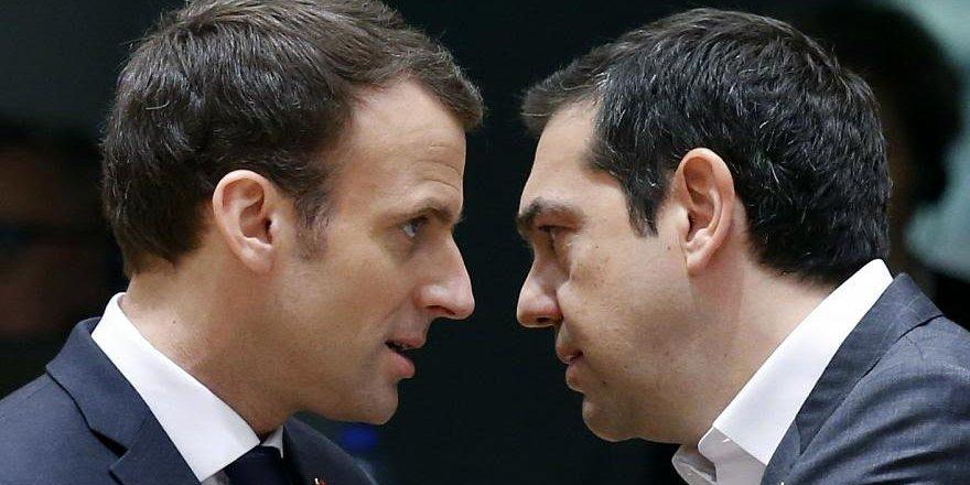 Yunanistan Başbakanı Çipras,Askerler konusunda AB'den garanti aldı