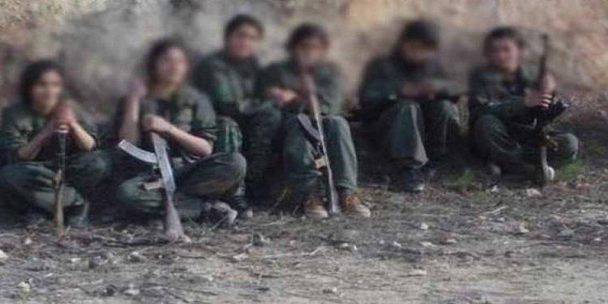 8. sınıf öğrencisiyken PKK'ya katılan terörist hain planı itiraf etti!