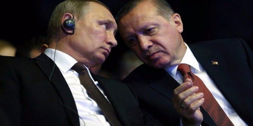 Putin Ankara'ya geldi!