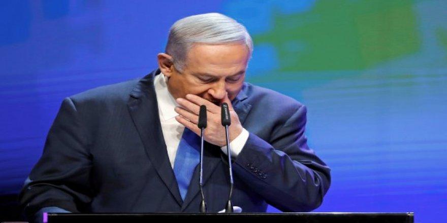 Netanyahu, hastaneye kaldırıldı