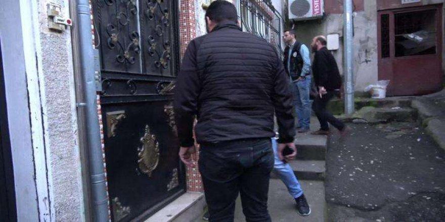 Bursa'da narkotik operasyonu: 9 gözaltı