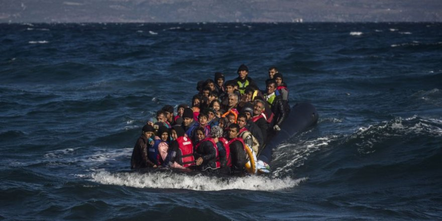 20 sığınmacı kayboldu