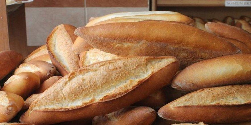 Ekmeğe 25 kuruş zam yapıldı!