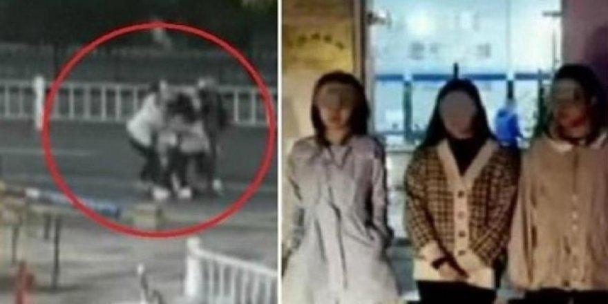 Akıl almaz olay! 3 kadın beğendikleri adamı kaçırmaya kalktı
