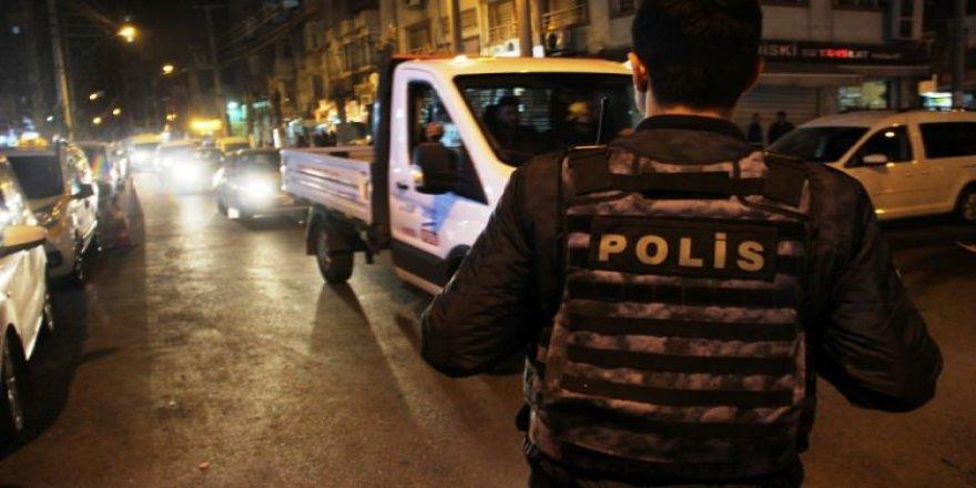 Diyarbakır'da 500 polis harekete geçti! Didik didik arama yapıldı