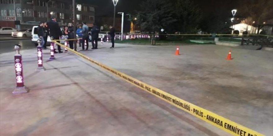 Ankara'da silahlı saldırı: 2 yaralı