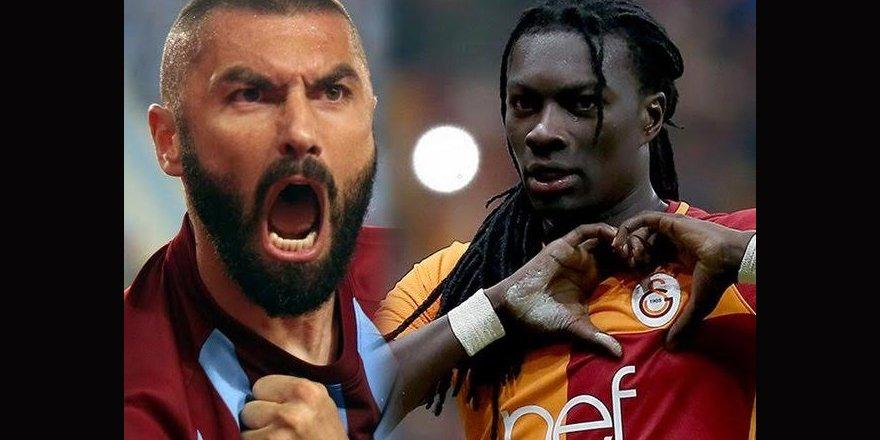 G.Saray-Trabzon karşılaşması Pazar günü!  Krallar karşı karşıya